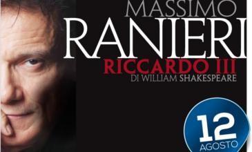 Massimo Ranieri in Riccardo III