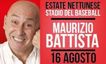 """Maurizio Battista in """"Una serata unica"""""""