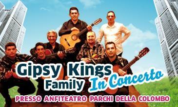 Gipsy Kings family