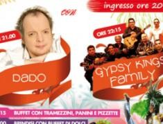 Capodanno con Dado & Gipsy Kings Family